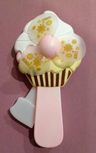 Handheld Cupcake Fan