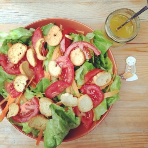 Sunny's Salad from The Austere Academy