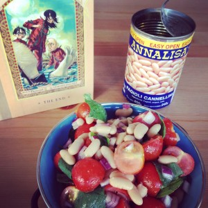 White Bean Salad from The End