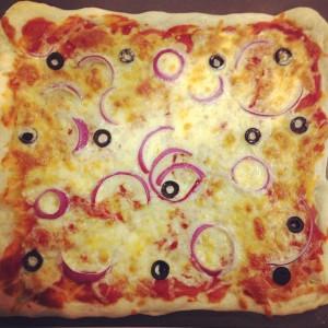 VFD pizza