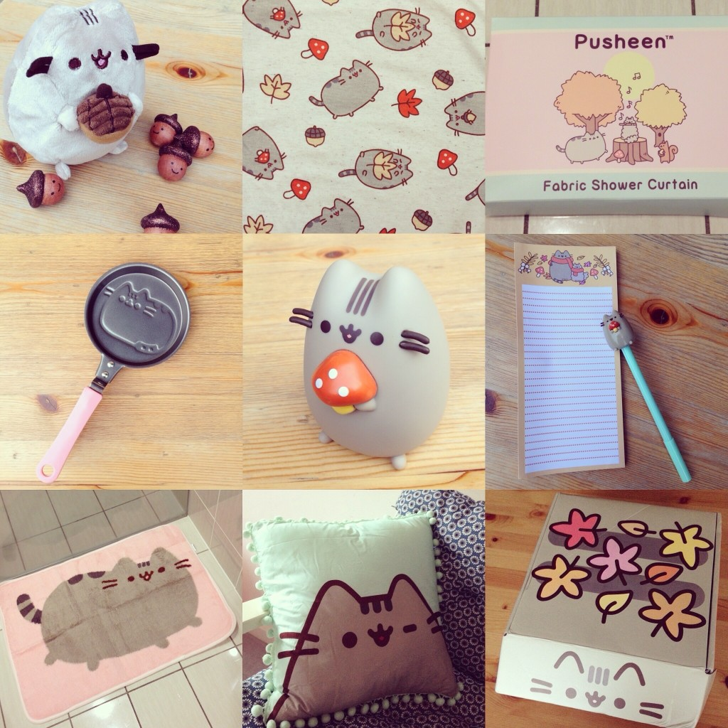 Fall 2017 Pusheen Box