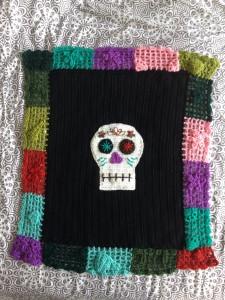 Coco crocheted blanket